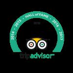 Penghana Bed & Breakfast has been awarded the TripAdvisor People's Choice Award 2020