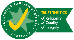 Penghana Bed and Breakfast is an Australian Accredited Tourism Business