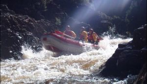 Experience first hand the power of the West Coast's wild rivers with King River Rafting