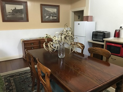 Apartment Dining 1