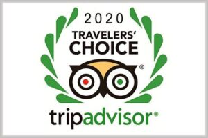 Penghana Bed & Breakfast has been awarded the TripAdvisor Travelers' Choice Award 2020